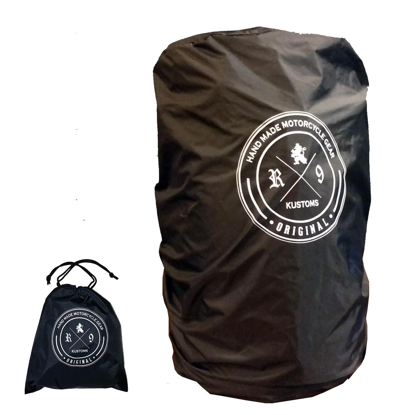 Sissy Bar Duffle Bag Storm Cover Rain Cover 01