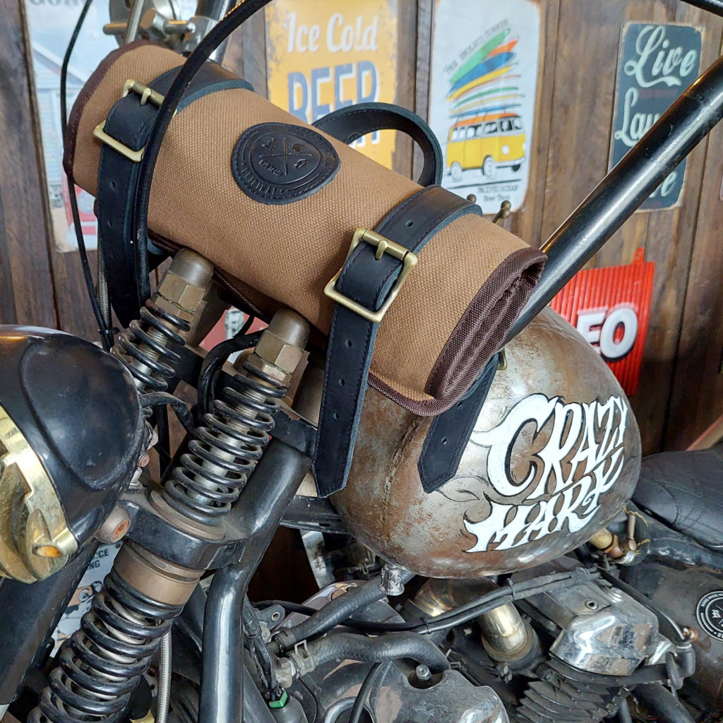 vintage tool roll chopper tool roll bobber tool roll razor tool roll LNSPLTBLVD